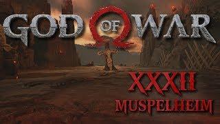 MUSPELHEIM || God of War [#32][PS4]