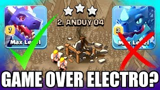 IS THIS THE END OF ELECTRO DRAGONS IN CLASH OF CLANS!