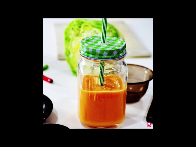 How To Make Delicious Papaya Honey Smoothie