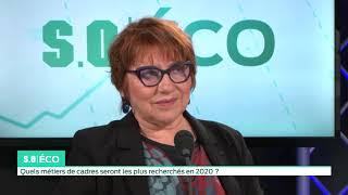 SO ECO - Quels métiers de cadres seront les plus recherchés en 2020 ?