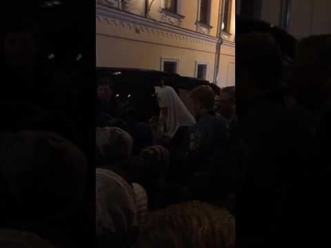 Старосте Богоявленского собора - 80