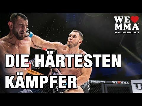 We Love MMA Trailer: Die härtesten Kämpfer Deutschlands