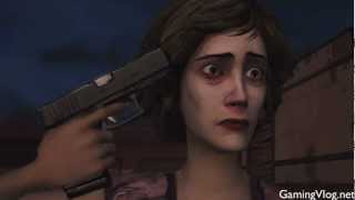 The Walking Dead Game Episode 1 Review (Video Game Video Review)