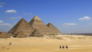 Hidden chamber discovered in Great Pyramid of Giza