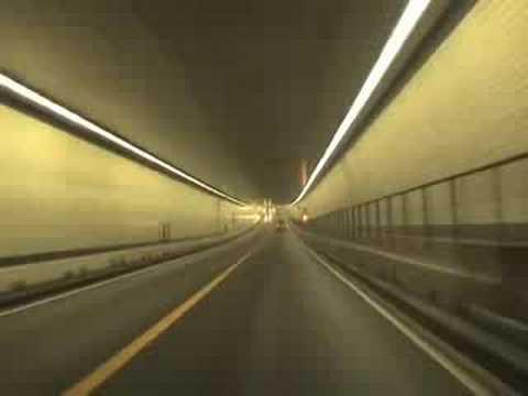 The Chesapeake Bay Bridge-Tunnel CBBT, Virginia VA