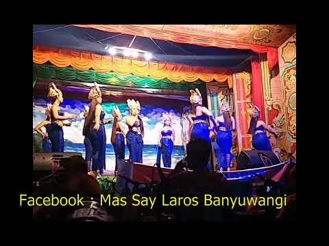 EDAN TURUN Nov17 Janger Sri Budoyo Pangestu Live 56 Ringin Agung Pesanggaran