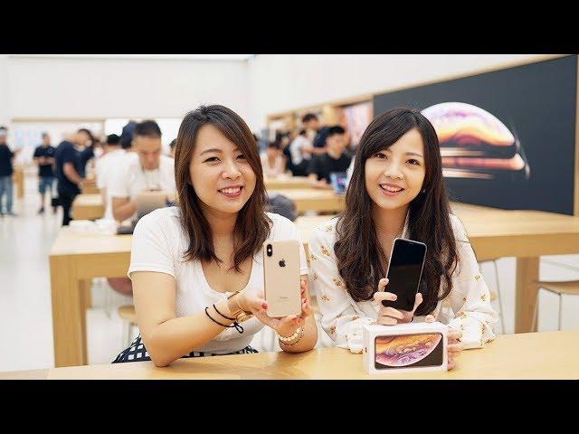 iPhone XS????iPhone X??????????????