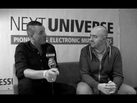 Indecent Noise interview at Next Universe, Zürich 2014