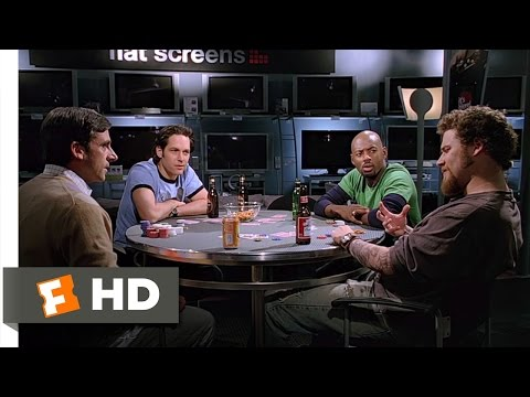 The 40 Year Old Virgin (1/8) Movie CLIP - Are You a Virgin? (2005) HD