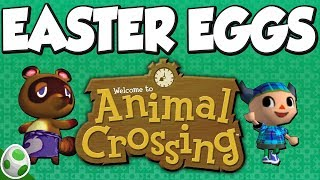 Welcome To My House - Easter Eggs in Animal Crossing (GC) - DPadGamer