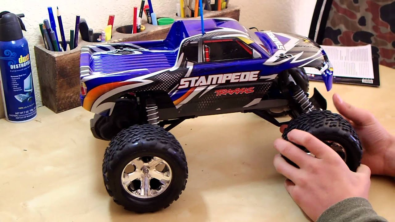 Traxxas Stampede XL 5 Review