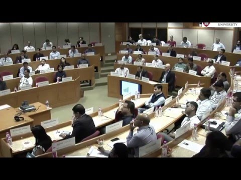 Teaching the HCL Tech Case-Study at Harvard Business School Executive Education Class