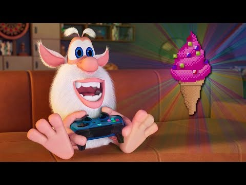 Booba Video game 🎮 Funny cartoons for kids - Booba ToonsTV