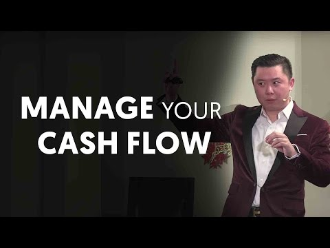 Business Profit Maximizer #2 - How To Manage Your Cash Flow - Dan Lok