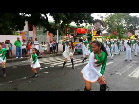 2013 Miss Calapan City (Chaziyel) Grand Parade