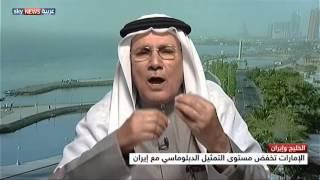 النعيمي: إيران سبب خراب المنطقة