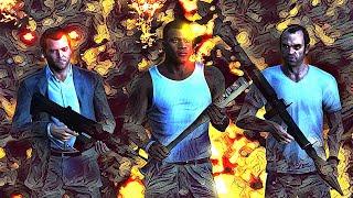 How To Create Amazing Gaming Artworks (Borderlands Style – GTA V) [TUTORIAL / Rockstar Editor]