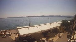 WebCam Orebić hotel Adriatic LIVE!