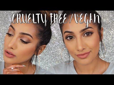 Cruelty Free/Vegan Natural Glam Makeup