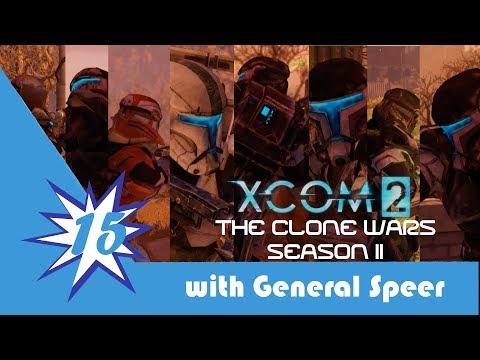 XCOM 2 The Clone Wars Season II Episode 15: Delta and Omega Squads