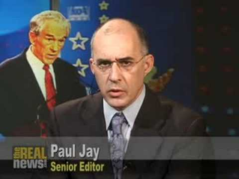 Ron Paul says it's time to end the empire
