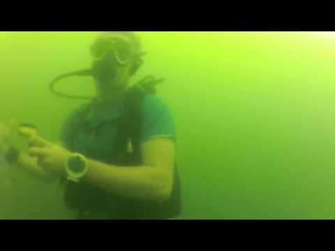 Canyon Lake Texas | 70ft Depth | GoPro Scuba Dive Adventure