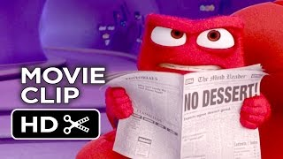 Inside Out Movie CLIP - Disgust & Anger (2015) - Amy Poehler Pixar Movie HD