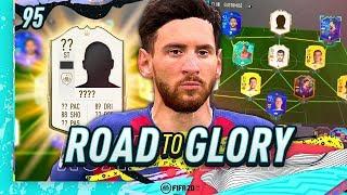 FIFA 20 ROAD TO GLORY #95 - NEW 1 MILLION+ ICON!!