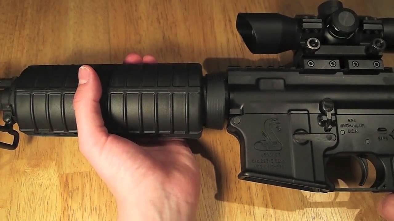 Bushmaster AR-15 ORC Overview | ARO News