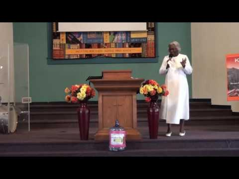 True Covenant Worship Center - Mother Betty Jackson
