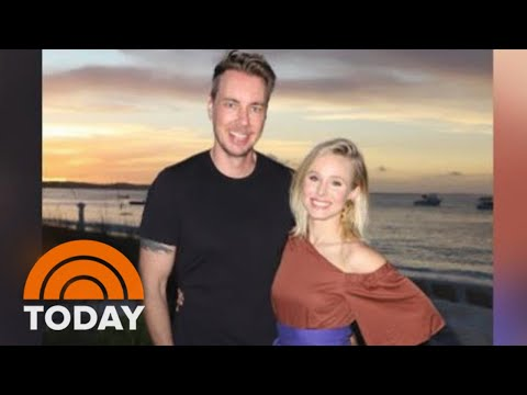 Kristen Bell Reveals What Attracts Her To Husband Dax Shepard | TODAY