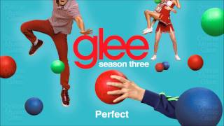 Perfect - Glee [HD Full Studio]