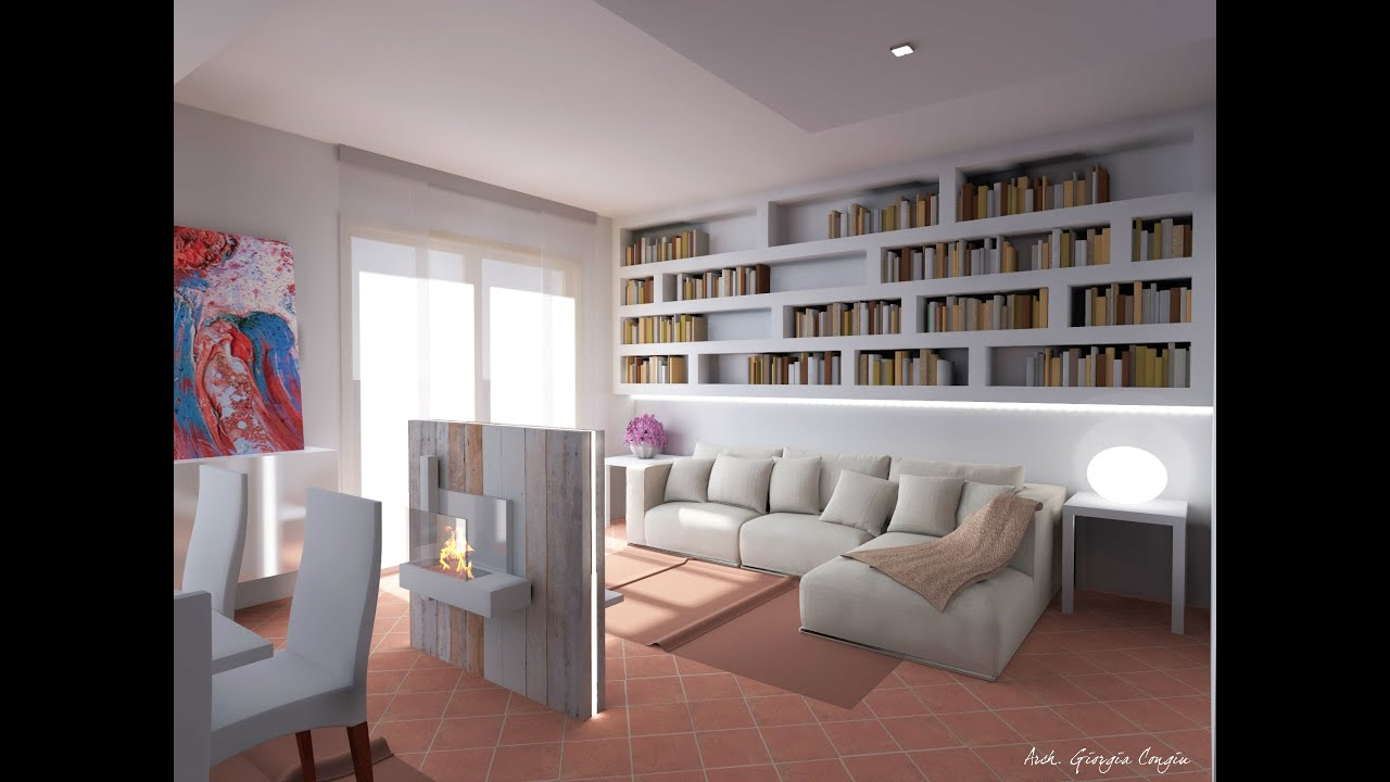 Arredamento di interni youtube for Design casa interni