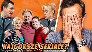Czy 13 POSTERUNEK i KIEPSCY to najgorsze polskie seriale?