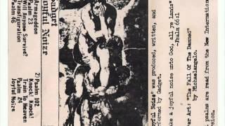 Gadget  - Psalm 46 ( 1987 Ritual Experimental / Dark Experimental/Industrial)