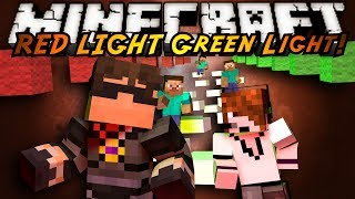 Minecraft Mini-Game : RED LIGHT GREEN LIGHT!