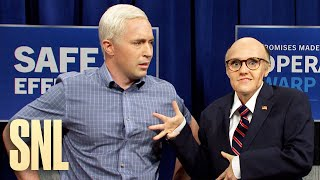 Pence Gets the Vaccine Cold Open - SNL