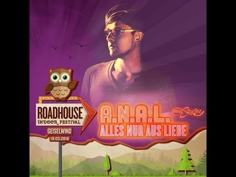 A.N.A.L. @ Roadhouse Festival -Geiselwind- (19.03.2016)