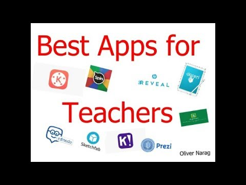 Best Apps For Teachers (Tagalog)
