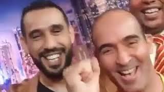 سعد بقير؛ سامح الدربالي و هيثم الجويني في ضيافة لطفي العبدلي  في برنامج عبدلي شو تايم
