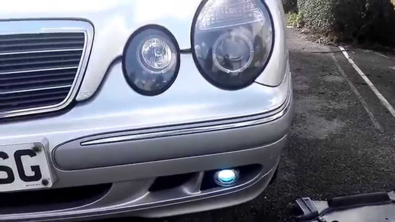 maxresdefault mercedes w210 fog lamp upgrade youtube  at gsmportal.co