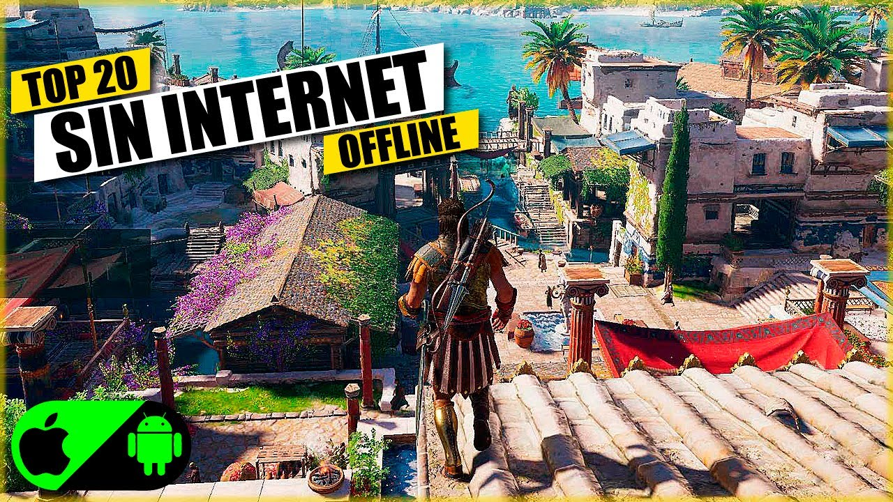 Top 20 Mejores Juegos Sin Internet Para Android Offline 2019