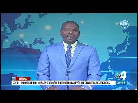 Journal en Somali du 14/06/2021