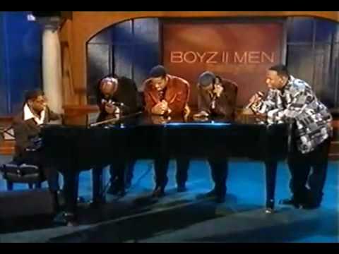 Boyz II Men Babyface - Medley Live