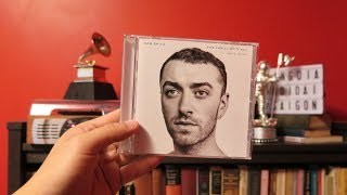 Baixar SAM SMITH - THE THRILL OF IT ALL [SPECIAL EDITION] (CD UNBOXING)