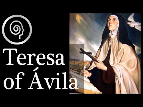 Biography of Saint Teresa of Avila