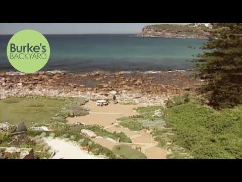 Burke's Backyard, Coastal Plantings