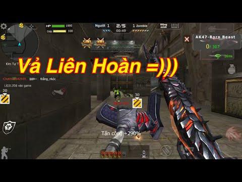 Cf Mobile/cf Legends | Ak-47 Born Beast - Liên Hoàn Cận Chiến √ | Ân St  09/05/2018 - Cộng đồng - Videofly.vn | The Best Viral Video Platform in  Vietnam
