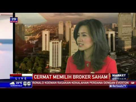 Dialog: Cermat Memilih Broker Saham #1