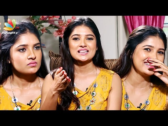 People used to call me Jackie Chans heroine : Vani Bhojan Interview | Sun TV Deivamagal Sathya